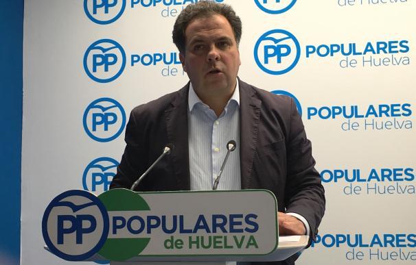 """El PP acusa al PSOE de """"dar la espalda"""" a los agricultores del Condado"""