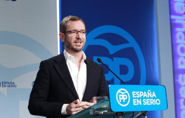 """Maroto asegura que prohibir la ikurriña en Eurovisión es """"inadmisible"""" y """"ofende a los vascos"""""""