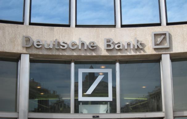 Deutsche Bank España gana 84,2 millones en 2015, frente a las pérdidas de 4,2 millones de un año antes