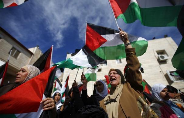 """España apoyará un """"estado no miembro"""" palestino de la ONU"""