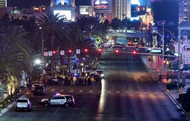 La policía investiga lo sucedido en el atropello masivo