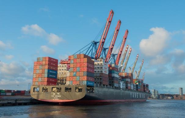 Economía/Macro.- (Ampl.) El déficit comercial baja un 2,7% hasta octubre, con nuevo récord de exportaciones