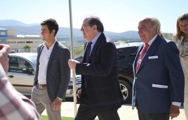 Herrera destaca el compromiso de la Junta con Soria a través del Plan de Dinamización, con 29,5 millones en 2017
