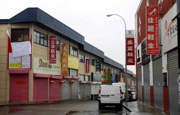 El líder de la mafia china Gao Ping sale de la cárcel de Villena