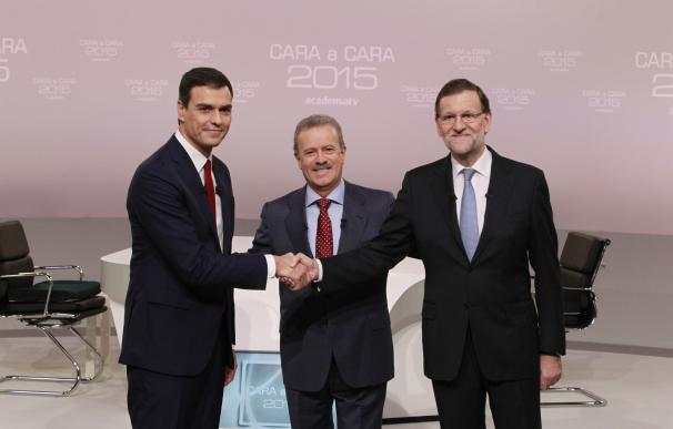 """Rajoy afirma que toda """"persona bien nacida"""" se sentiría agredida por las palabras de Sánchez"""