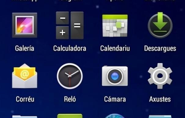 El presunto monopolio de Google dificulta la instalación de aplicaciones en asturiano en Android