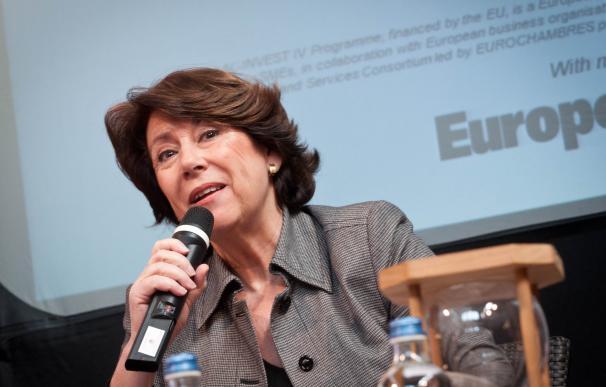 Magdalena Álvarez fue consejera de Economía y Hacienda