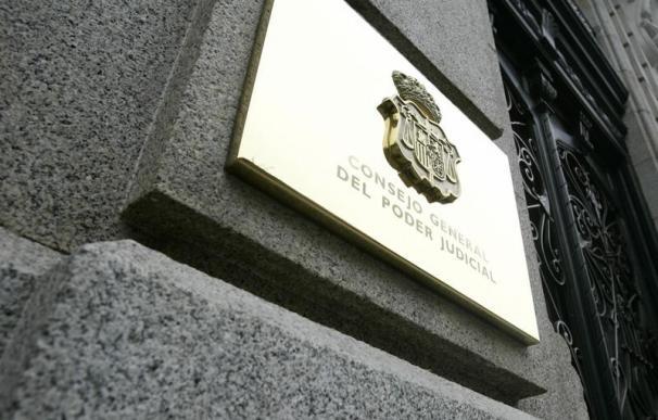 """El Consejo General del Poder Judicial encarga un """"diagnóstico"""" de los efectos de la ley de tasas"""
