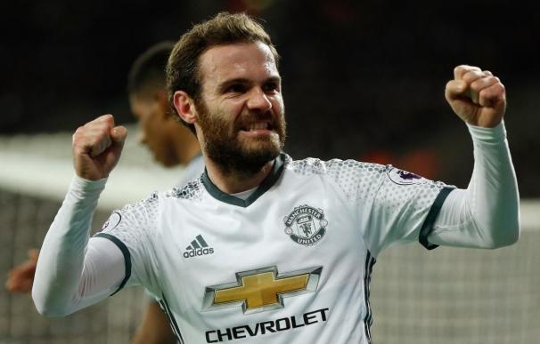 """Juan Mata: """"Nos espera un premio doble en Estocolmo"""""""