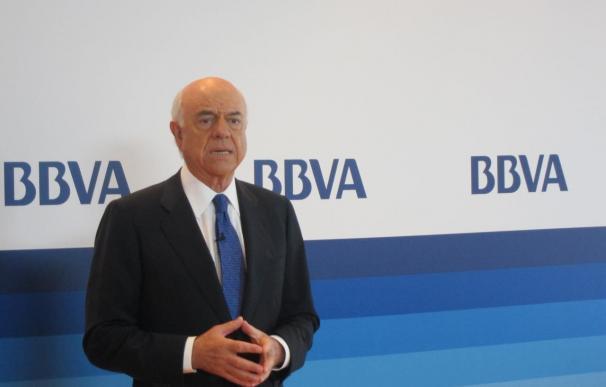"""González (BBVA) avisa de que """"muchos"""" bancos """"se quedarán por el camino"""" de la transformación digital"""