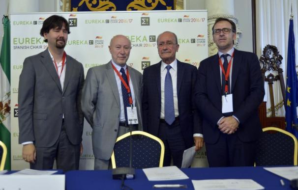 Málaga, sede de la innovación internacional en la Presidencia española de Eureka