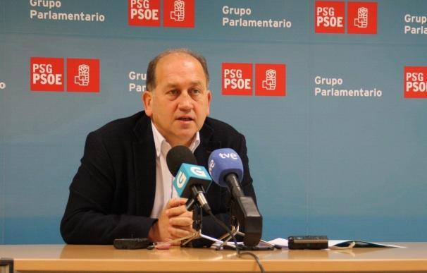 """Leiceaga apela a un PSdeG """"más eficaz en su conjunto en Galicia"""" y no ve que su """"principal déficit"""" esté en la Cámara"""
