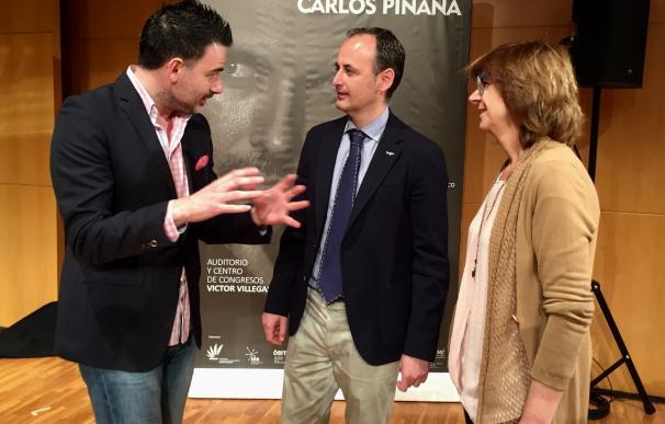 El Auditorio acogerá el 7 de junio el concierto de presentación del nuevo disco del guitarrista Carlos Piñana