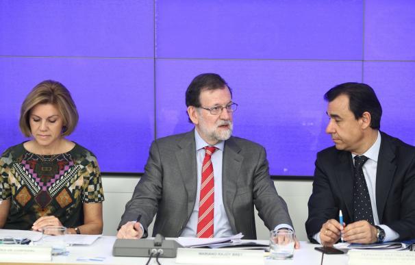 "'Génova' considera una ""rareza"" que no se permita a Rajoy declarar como testigo por videoconferencia"