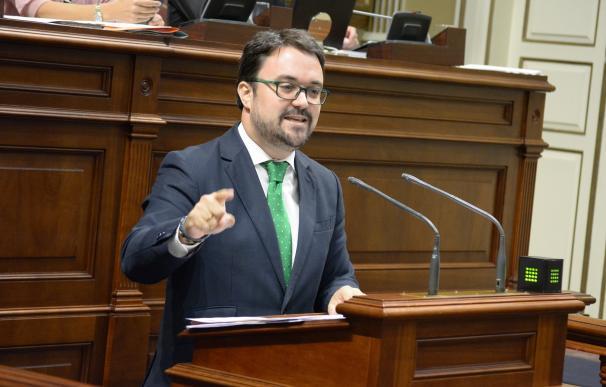 """El PP canario cree que existe """"una clara voluntad"""" de CC y NC para que el apoyo a los PGE se traslade en el tiempo"""