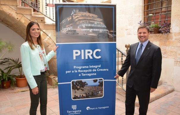 El Puerto de Tarragona y el Patronato de Turismo impulsan un programa de atención a cruceristas