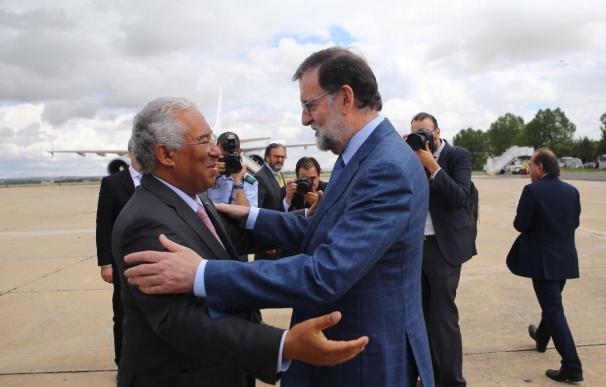 España y Portugal no hablan de Almaraz en la cumbre hispano-lusa pero aseguran que lo harán si vuelve a ser necesario