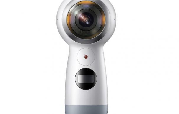 Samsung lanza en España la nueva versión de su cámara Gear 360