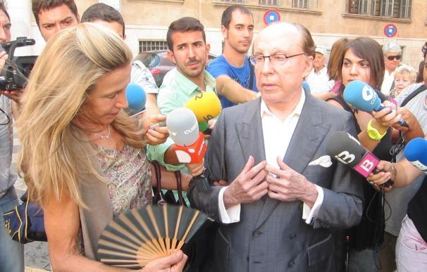 El juez ordena exhumar el cadáver de Ruiz-Mateos para una prueba de paternidad