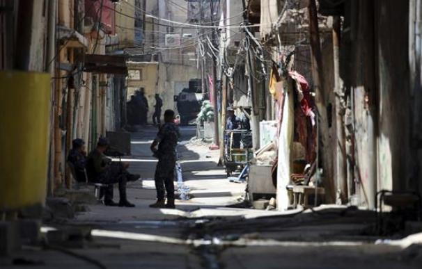 Descubren en Mosul una cárcel secreta de mujeres regentada por el EI