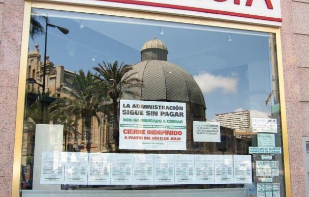 Las farmacias valencianas.