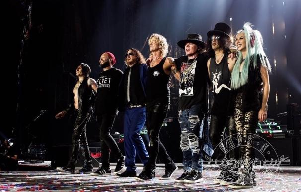 Un total de 280 agentes y personal de seguridad privada velarán por la seguridad en el concierto de Guns&Roses de Bilbao