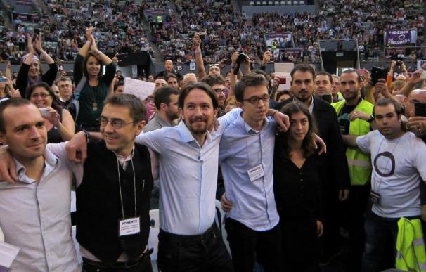 """Pablo Iglesias cree que Albert Rivera (C's) es """"una versión renovada"""" de Rajoy"""