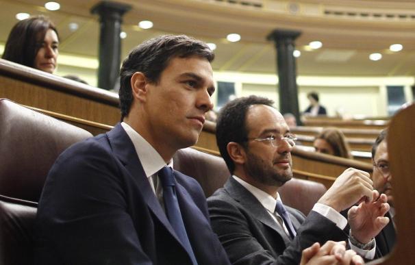 Antonio Hernando rechaza asistir al Congreso Federal del PSOE