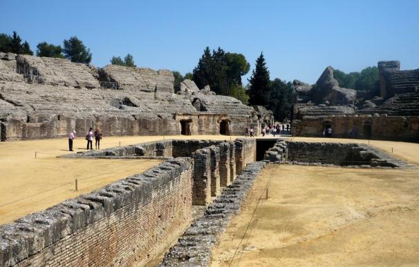 Arranca este miércoles el seminario promovido para lanzar la candidatura de Itálica al patrimonio mundial