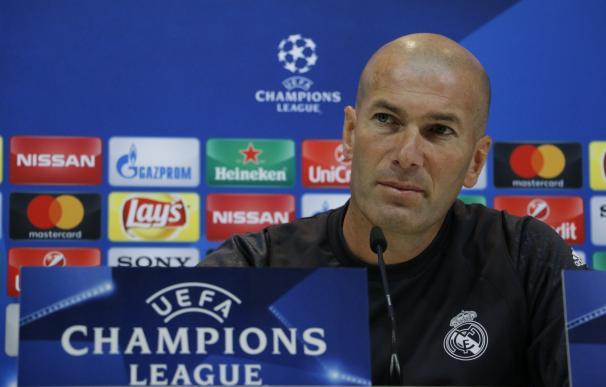 """Zidane: """"Isco se merece jugar la final como todos"""""""