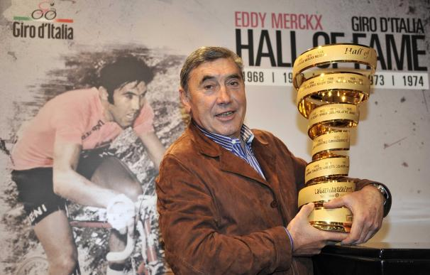 El Tour de Francia 2019 partirá de Bruselas como homenaje a Eddy Merckx