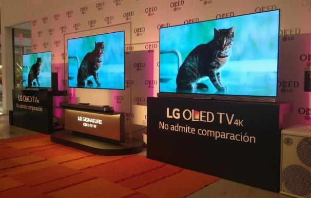 LG presenta sus nuevos televisores para 2017, con tecnología Dolby Vision y Dolby Atmos