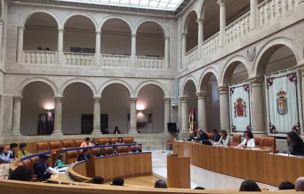 Ceniceros responderá en el pleno sobre la red ferroviaria y el 'caso Pedro Sanz'