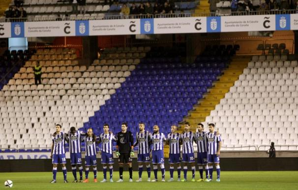 Un aficionado del club gallego murió antes del enfrentamiento de la primera vuelta.
