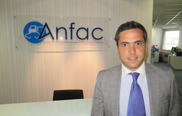 Anfac nombra a Diego Carril nuevo responsable legal
