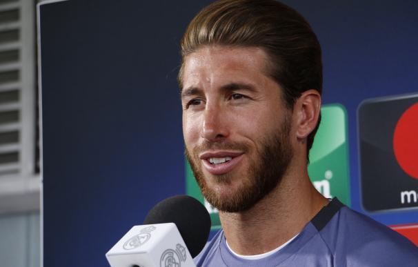 """Sergio Ramos: """"Las estadísticas no ganan partidos, nos espera un partido muy duro"""""""