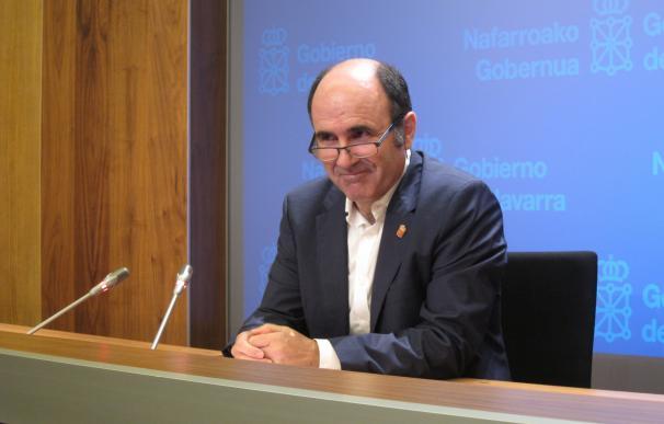 El cuatripartito se reunirá este jueves para analizar la propuesta de Fomento sobre el TAV en Navarra