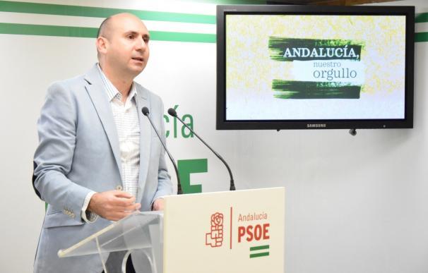 """PSOE-A subraya que Andalucía """"vuelve a tomar la delantera"""" con la ley de Emprendimiento, que """"favorecerá el talento"""""""