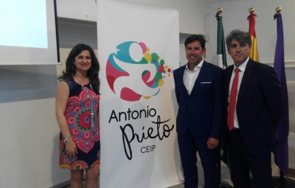 Inaugurado el nuevo colegio de Jaén surgido de la fusión del 'Peñamefécit' y el 'Ramón Calatayud'