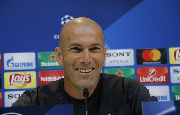 """Zidane: """"Tengo el ADN del Real Madrid, es el club de mi vida"""""""