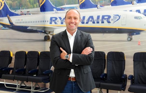 Ryanair sube sus ganancias un 6% en su último ejercicio fiscal, hasta los 1.316 millones