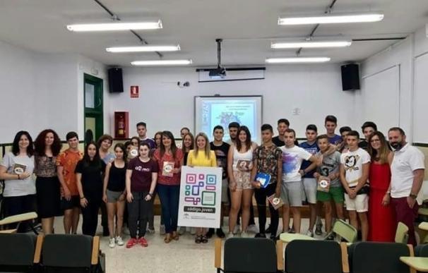 El IAJ forma en igualdad de género a 30 estudiantes del IES Las Lagunas a través del programa Código Joven