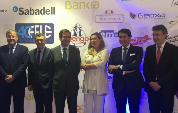 """Javier Cepedano aboga por recuperar a través de la """"unidad"""" el empuje económico y social de León"""