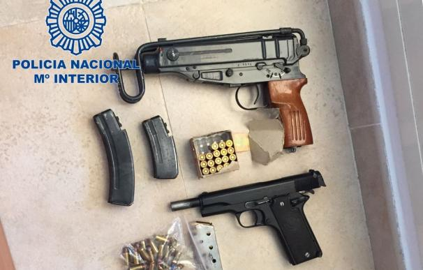 Detenidas nueve personas por intentar secuestrar a dos hombres por una presunta deuda de 300.000 euros