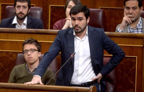 Unidos Podemos exige que Moix dé explicaciones en el Congreso sobre su empresa radicada en Panamá
