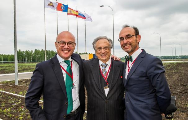 La empresa productora de pavos creada por los holding Fuertes y Cherkizovo comienza su andadura empresarial