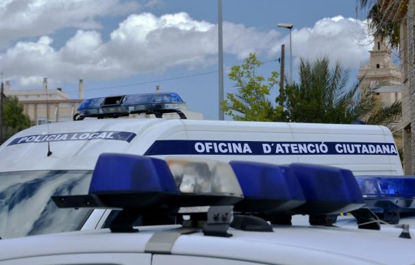 Detenidos dos hombres por agredir a sus parejas en presencia de sus hijos en Almassora