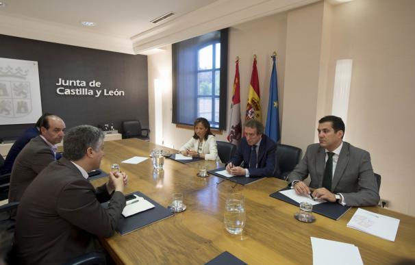 Junta y municipios de la Región Norte de Portugal impulsarán su participación en cooperación transfronteriza