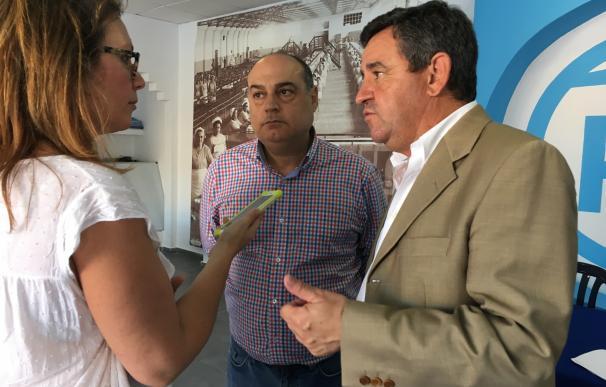 Loaiza (PP) lamenta que el Ayuntamiento de Barbate y Diputación hayan perdido 24 millones de euros de Edusi