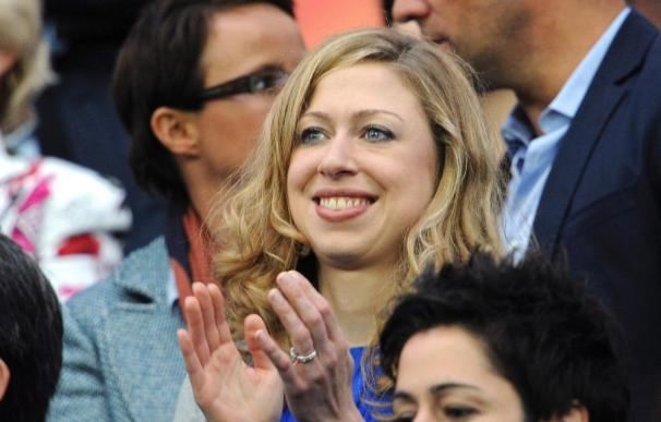 Chelsea Clinton debuta como reportera en los informativos de la cadena NBC